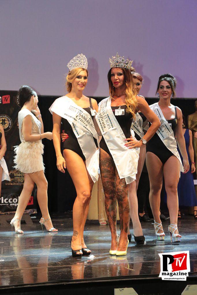 Miss Trans Europa 2018 e Miss Trans Critica Europa 2018