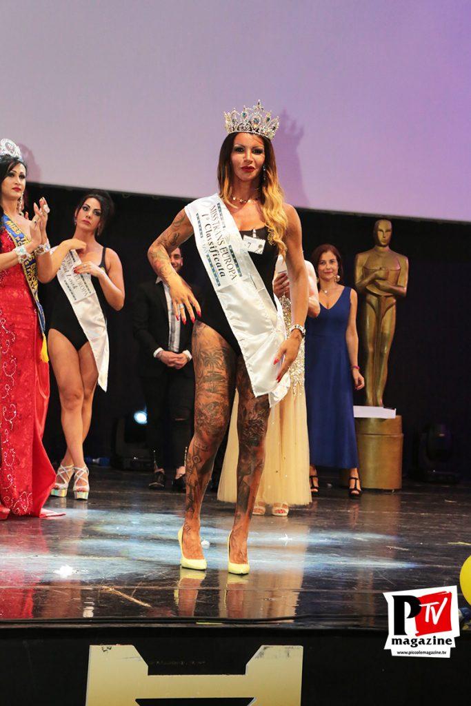 Sara Finizio, Miss Trans Europa 2018