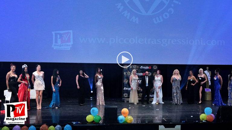 Miss Trans Europa 2018 - Evento Completo 2 Serata