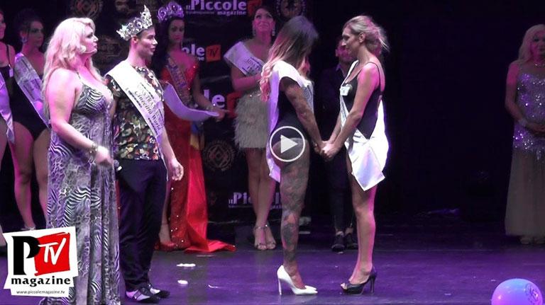 Premiazioni Miss Trans Europa 2018