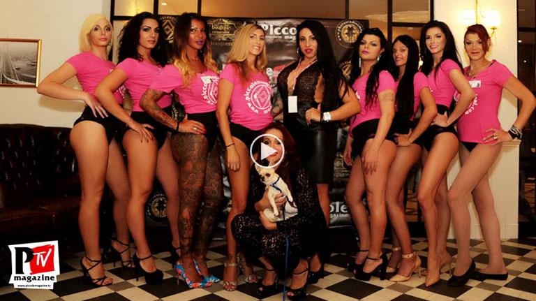 Miss Trans Europa 2018 - evento integrale Prima Serata
