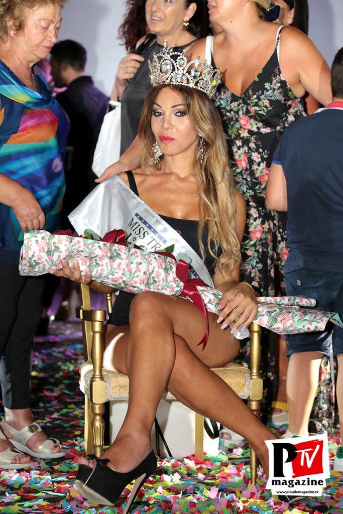 Alessia Cinquegrana vincitrice del miss trans europa 2019